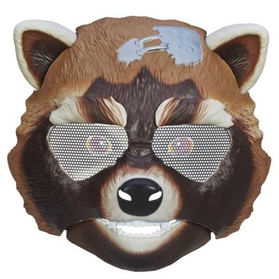 New Toys from Hasbro - MARVEL'S GUARDIANS OF THE GALAXY ROCKET RACCOON ACTION Mask