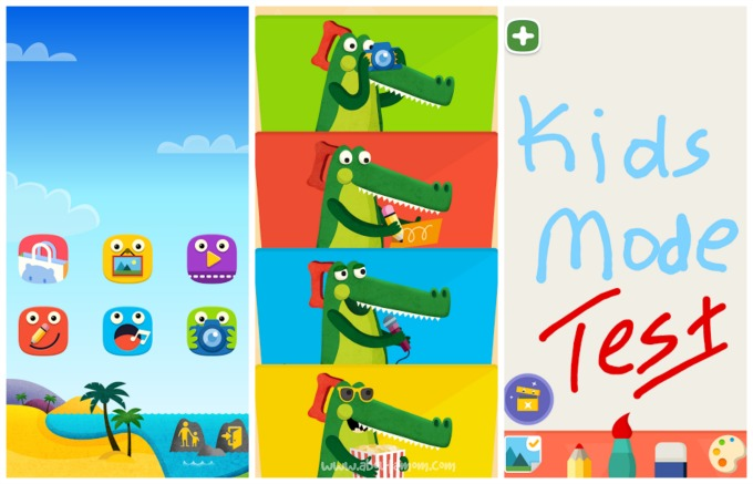 Samsung Galaxy S5 Kids Mode Makes Your Phone More Child Friendly