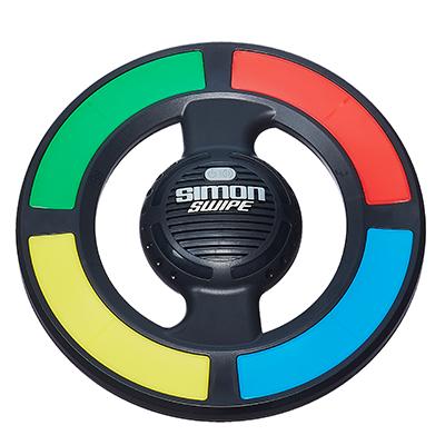 New Toys from Hasbro - Simon Swipe Game