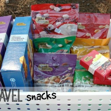 No-Fuss Travel Snacks