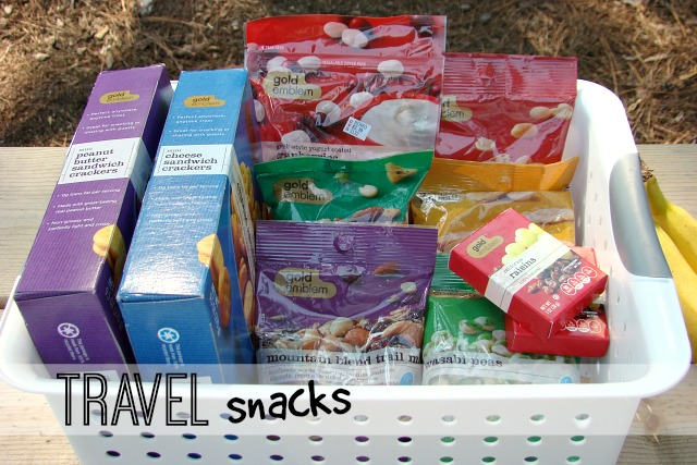 No-Fuss Travel Snacks