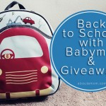 Back To School with Babymel +Giveaway!