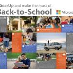 Back to School Tech on a Budget #GearUp #WindowsChampions