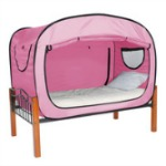 Privacy Pop Bed Tent 150