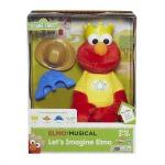 Sesame Street Let's Imagine Elmo 150
