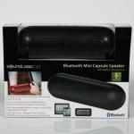 Soundlogic Bluetooth Mini Capsule Speaker - $19.99 150
