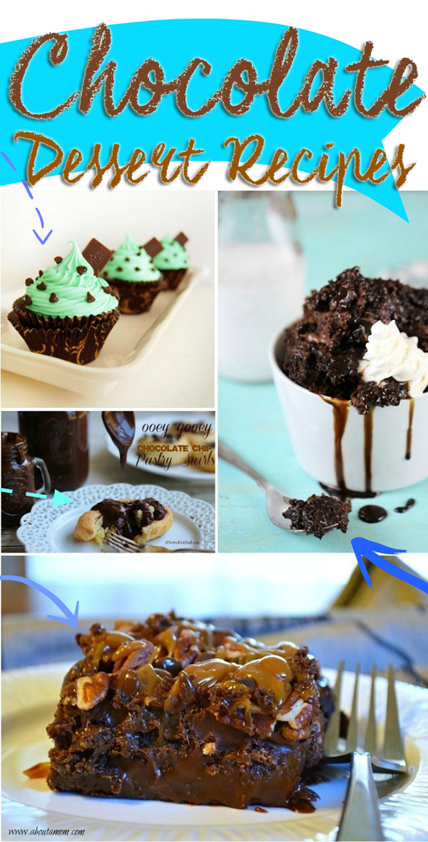 Celebrate National Chocolate Day with these Decadent Chocolate Dessert Recipes!