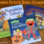 Halloween Picture Books Giveaway