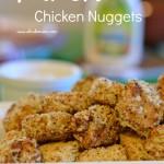 Ranch Chicken Nuggets
