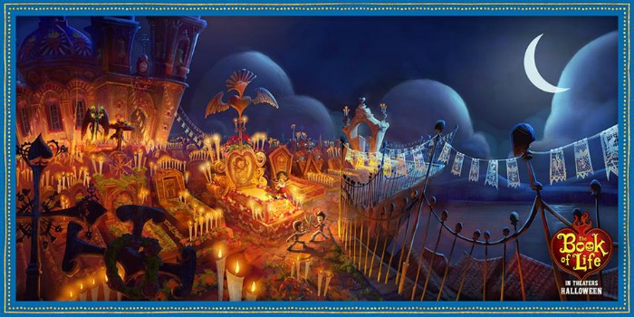The Book of Life Movie in Theaters Oct 17