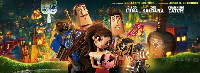 The Book of Life Movie Trailer