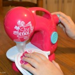 Encourage Creativity in Kids with the Spin Master Sew Cool Sewing Machine at Walmart!