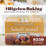 Join Us for the #BigelowBaking Twitter Party