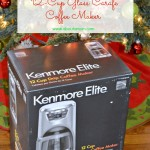 Kenmore Elite 12-Cup Glass Carafe Coffee Maker Giveaway