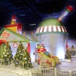 Santa HQ Interactive Experience presented by HGTV