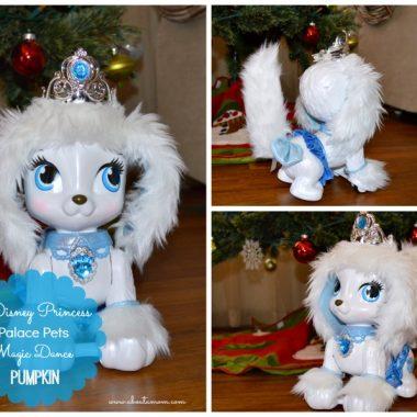 Walmart Chosen by Kids Top 20 Toys List - Disney Princess Palace Pets Magic Dance Pumpkin