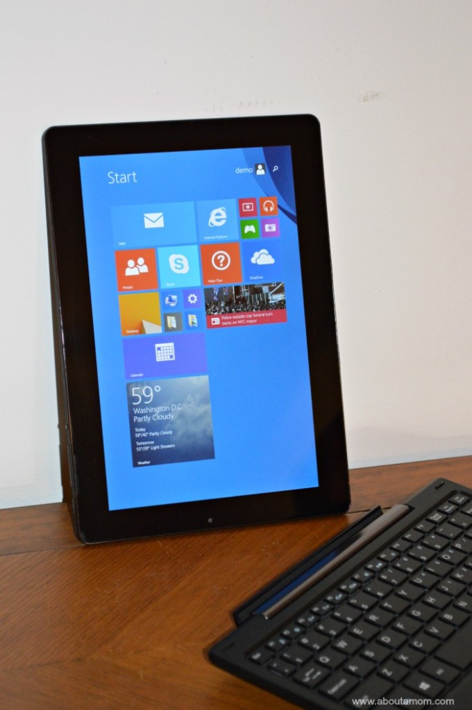 Nextbook 10.1 Windows Tablet