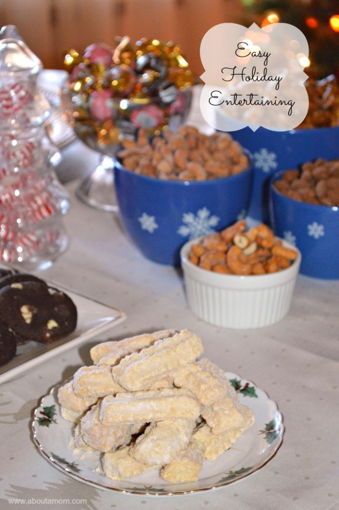 Easy Holiday Entertaining