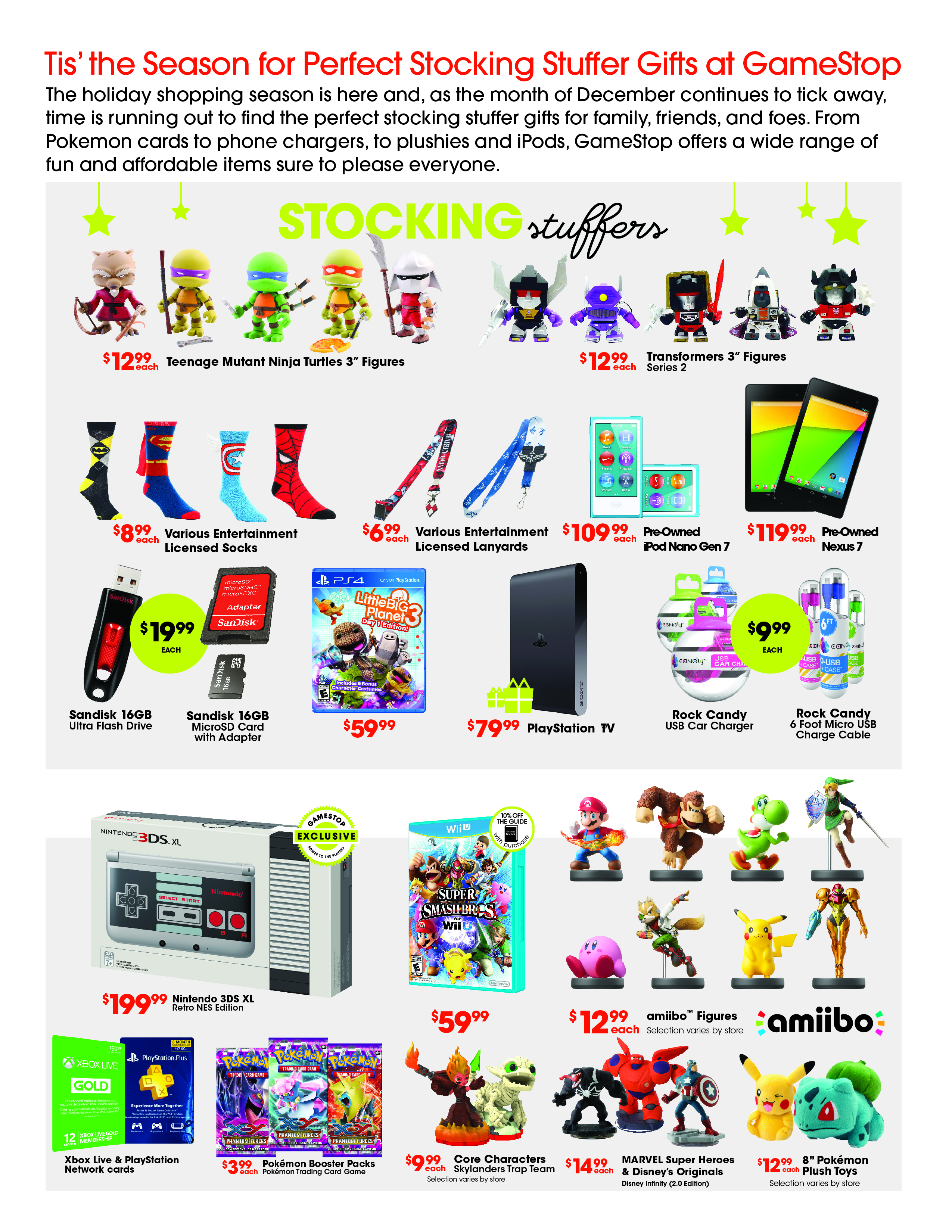 GameStop Holiday Deals Galore! - About A Mom