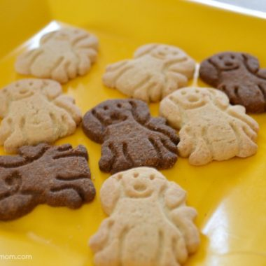 Happy Family Organic Milk and Cookies for Toddlers