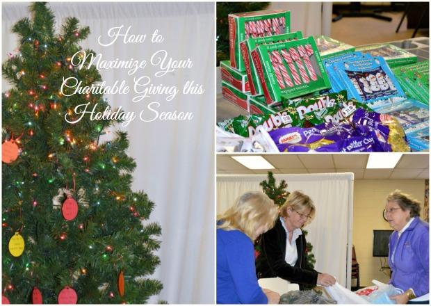 Tips for Charitable Giving this Holiday Season