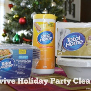 How to Survive Your Holiday Party Cleanup