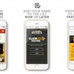 Never Wait to Eat with Click Thru Seating at Outback Steakhouse