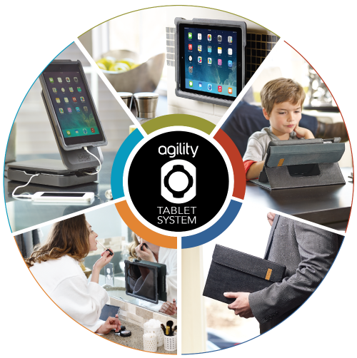 OtterBox Agility Tablet System