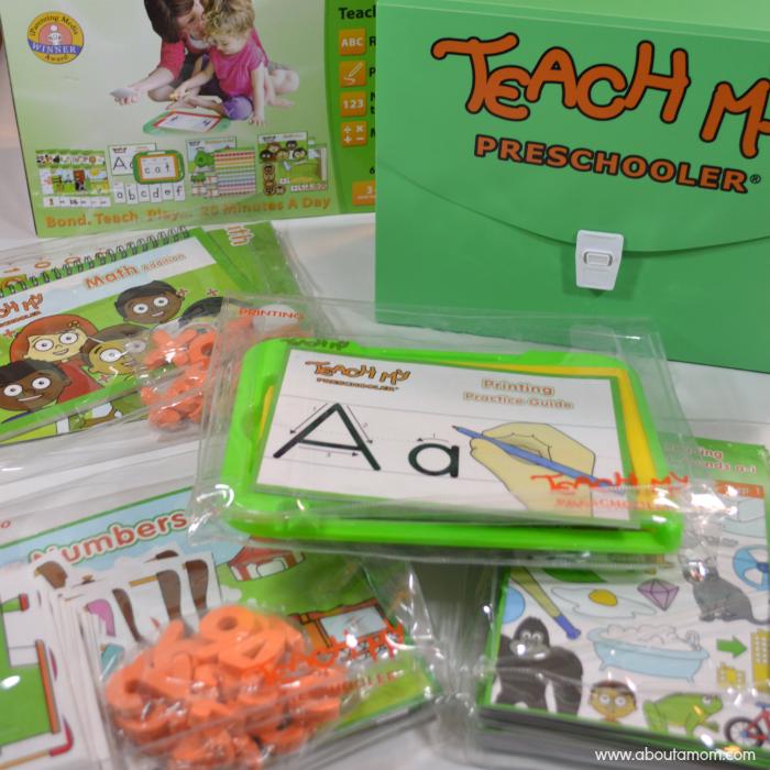 Teach My Preschooler Learning Kits
