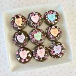 Chocolate Covered Oreo Valentines 150