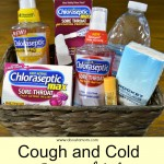 Cough and Cold Survival Kit