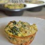 Greek Inspired Low Carb Egg Muffins