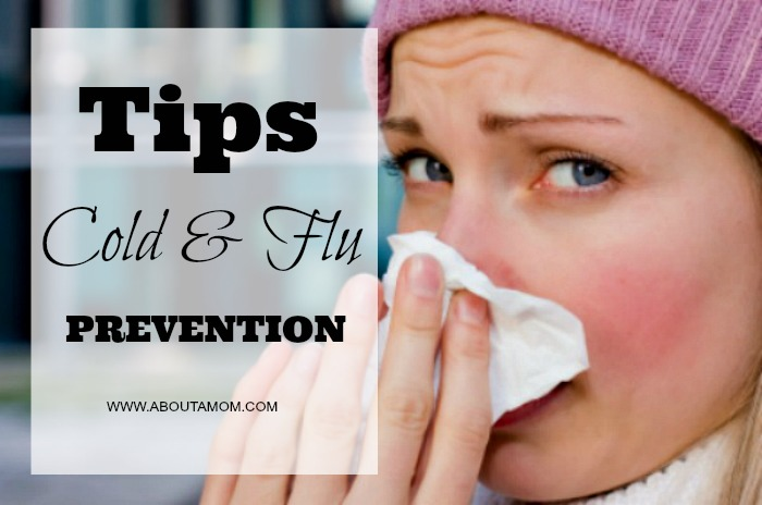 Tips for Cold and Flu Prevention