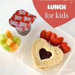 A Sweet Valentine's Day Lunch for Kids