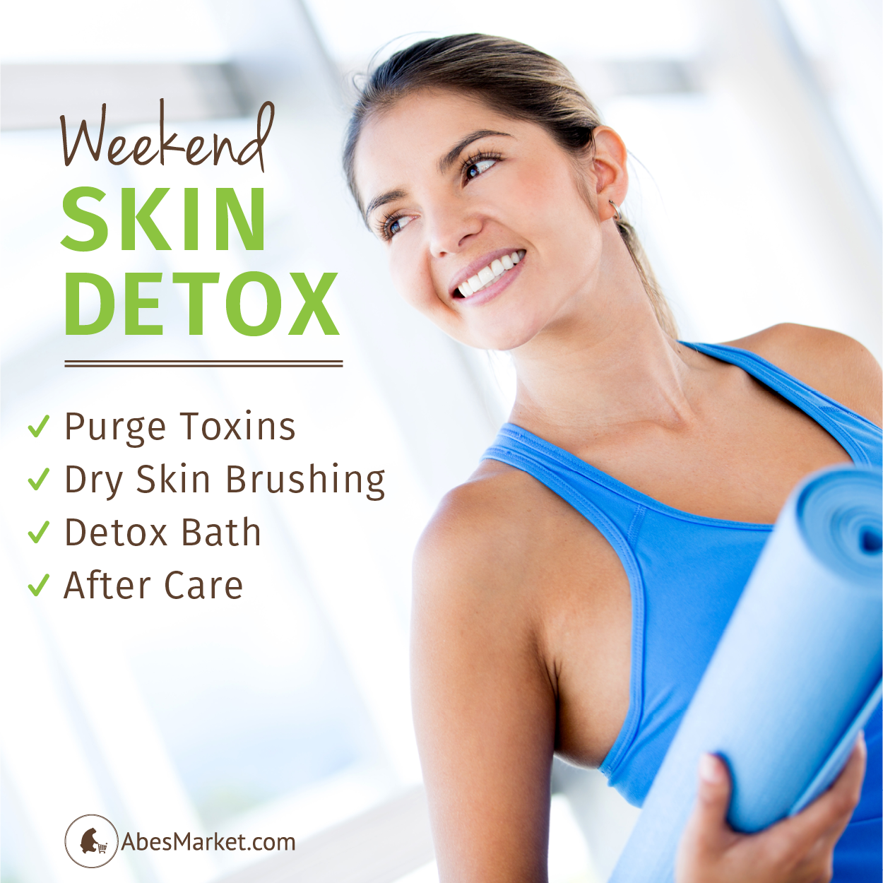 Start The Year With A Weekend Skin Detox About A Mom