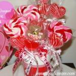 diy candy bouquet 150