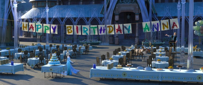 Disney Frozen Fever
