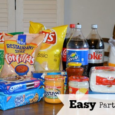 Easy Part Food at Family Dollar