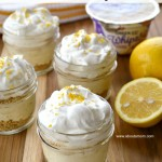 Guilt-Free Lemon Meringue Pie Dessert Cups Recipe