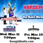 Harlem Globetrotters Trivia, plus win tickets to see them play in Augusta or Aiken!