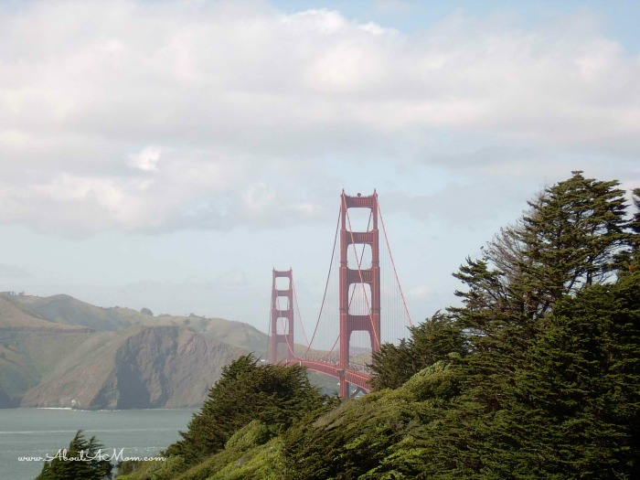 Things to do in San Francisco if you have limited time. Golden Gate Bridge.