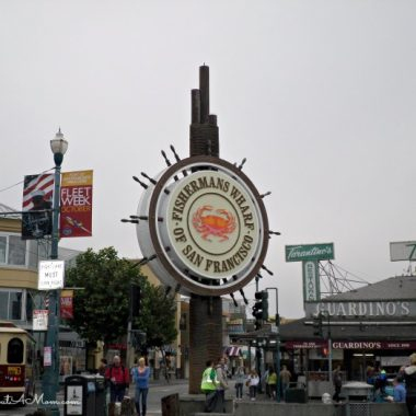 Things to do in San Francisco if you have limited time. Visit Fisherman's Wharf.