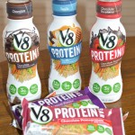 V8 Protein Twitter Party