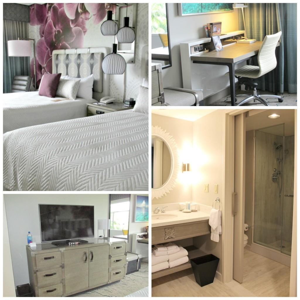 Guest Room at Loews Royal Pacific Resort at Universal Orlando