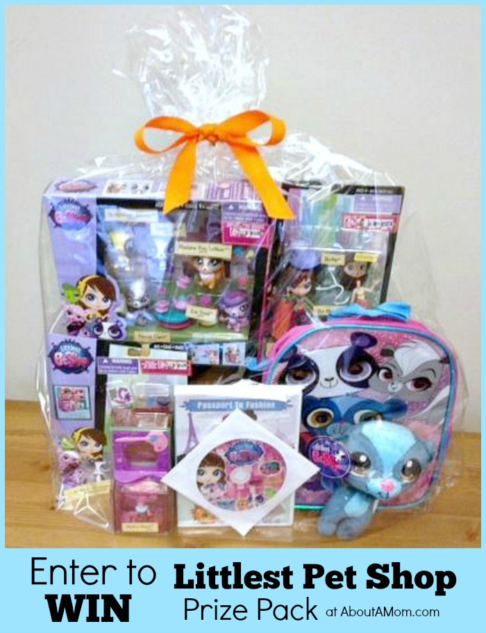 Littlest Pet Shop Pet Fest