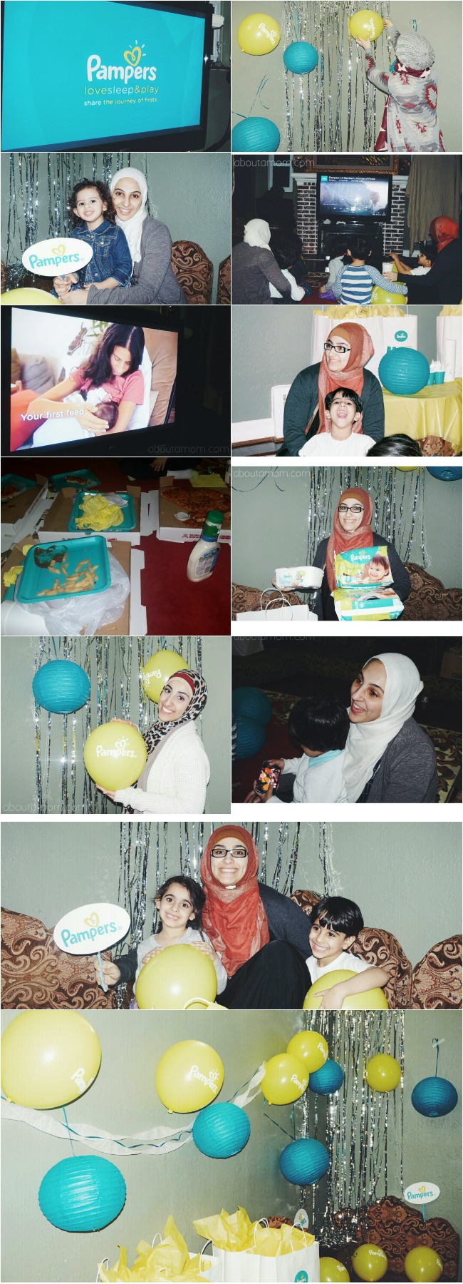 Pampers-Firsts-Party-Collage