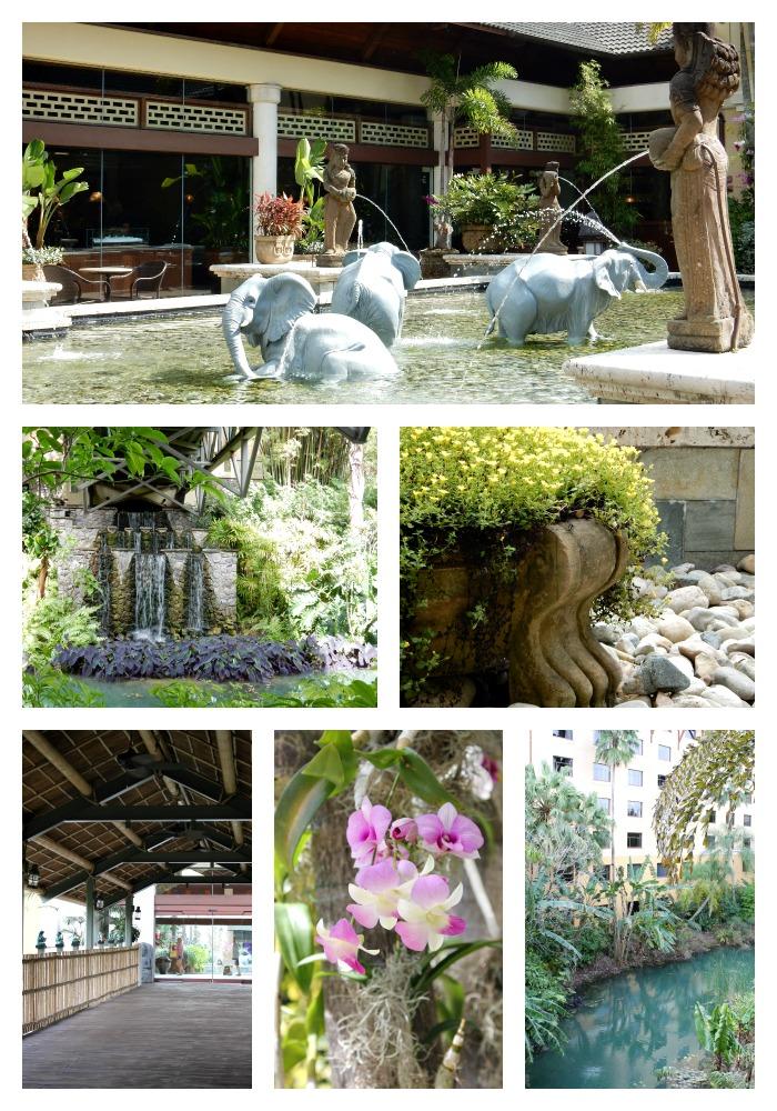 Peace and Tranquility at Loews Royal Pacific Resort at Universal Orlando