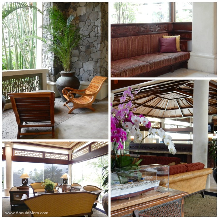 Places to kick back and relax at Loews Royal Pacific Resort at Universal Orlando.