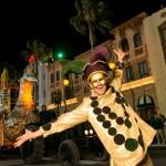 Universal Orlando Mardi Gras Celebration