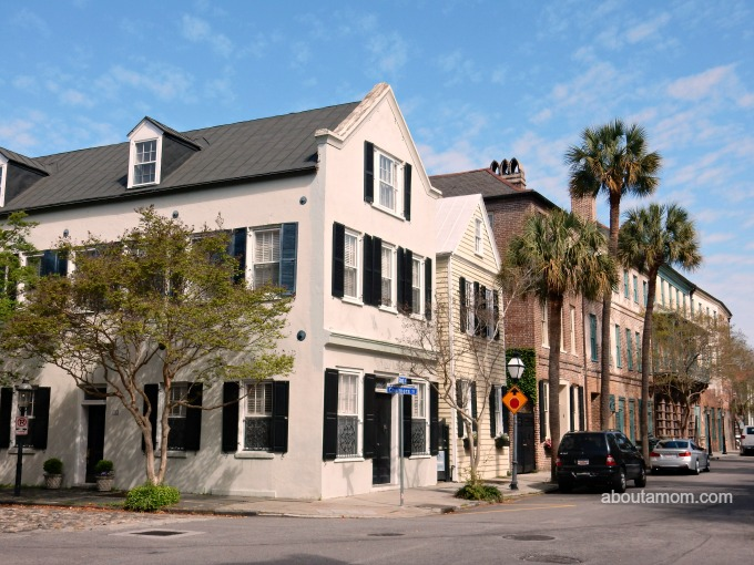 A Stroll Through Historic Downtown Charleston, SC